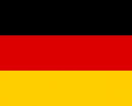 Almanya Bayrak